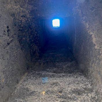 Sanierung eines schleifbaren Kamins
